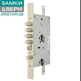 Замок MUL-T-LOCK-Esety- 3-WAY DIN+DIN CEM30328 CR UNIV BS65мм 85мм
