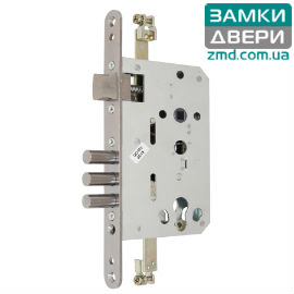 Замок Mul-t-lock 3-WAY DIN MPL214 NC UNIV BS65мм 85мм, без тяг