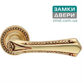 Ручка на розетке 009 Linea Cali SISSI, французское золото