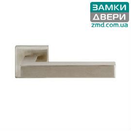 Ручка на розетке Almar CANTO, матовый никель