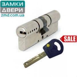 Цилиндр Mul-t-lock Classic 120 (55x65), никель, 3 кл.