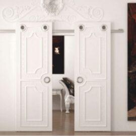Раздвижные системы для межкомнатных дверей