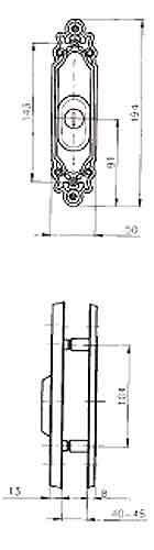 Rostex Ozdobna R3, 40-45мм,