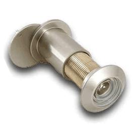 Дверной глазок L180CP 85-120 SN сатин никель