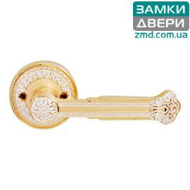 Ручки RDA Antique Collection Genova золото-белый лак