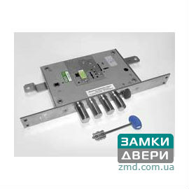 Замок Mottura 52.J 771 MY KEY S 1+5 кл.