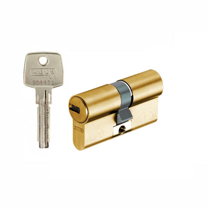 Цилиндр Abus D6 110 (55х55) латунь, 5 кл.