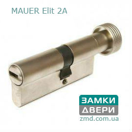 Цилиндры MAUER ELIT 2A ключ-тумблер