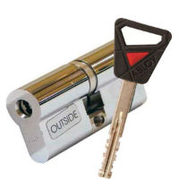 Цилиндры Abloy Novel 322U ключ-ключ