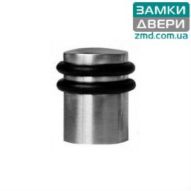 Linea Cali, ограничитель хода, 55 мм, 2 резинки, хром матовый