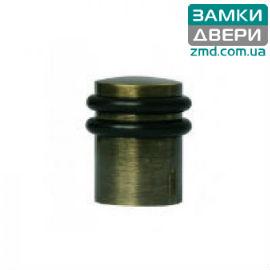 Linea Cali, ограничитель хода, 55 мм, 2 резинки, старая бронза