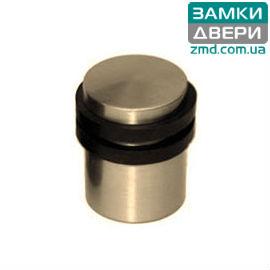 Linea Cali, столбик, 55 мм, 2 резинки, никель матовый