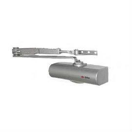 Доводчик Cisa 71415.05.0.97 80-120 кг, серебро