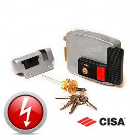 накладные электромеханические замки CISA