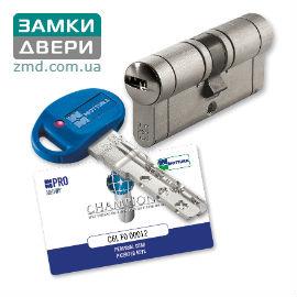 Цилиндр MOTTURA Сhampions PRO CP4 112 (61x51) никель