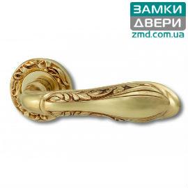 Ручка на розетке 113 Linea Cali LIBERTY, французское золото