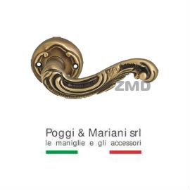 Ручки на розетке POGGI MARIANI (Италия)