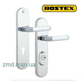 Набор Rostex Universal R4, под цилиндр 85мм, 40-45мм, хром