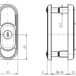 Rostex Astra R3, 40-45мм,