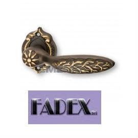 Ручки на розетке FADEX (Италия)