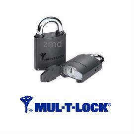 Навесные замки Mul-T-Lock Израиль