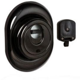 Протектор DISEC *MAGNETIC 3G2FM DIN OVAL 25мм, black,3класс, 3кл