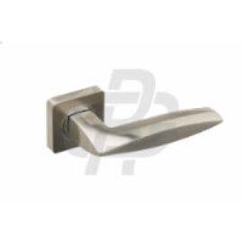 Ручки на розетке СOBALTUM Co - Z3 SN/CP, сатин никель/хром
