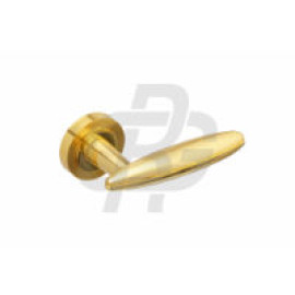 Ручки на розетке FERRUM Fe - Z2 SB/PB
