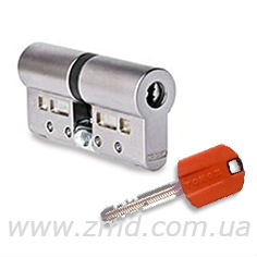 Цилиндры TOKOZ PRO 300 ключ-ключ