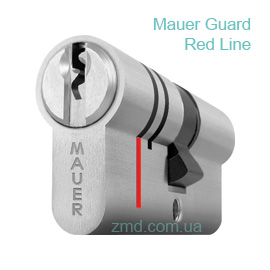 Цилиндры Mauer Guard Red Line
