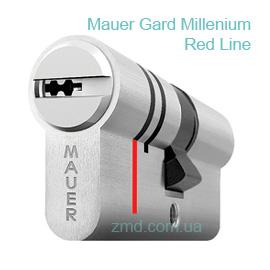 Цилиндры Mauer Guard Millenium Red line