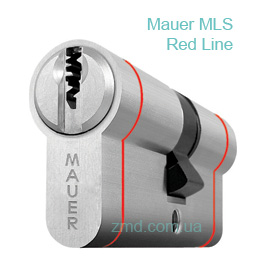 Цилиндры MAUER MLS Red Line