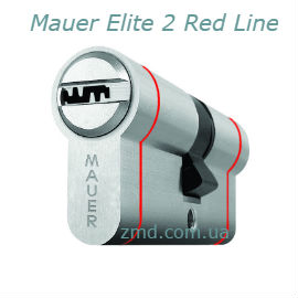 Цилиндры Mauer Elit2 Red Line ключ-ключ