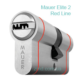 Цилиндры MAUER Elit 2 Red Line