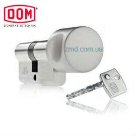 Цилиндр DOM 333 Diamant 69 (32х37) Т ST/ DUR5 KNOB