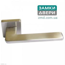 Ручки на розетке System GIADA 110 RO011 NB, никель матовый