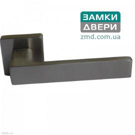 Ручки на розетке System FOSIL 124 RO011 ВВN, Черный никель матовый