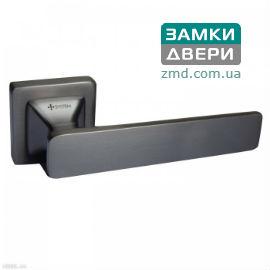 Ручки на розетке System IDA 125 RO011 ВВN, Черный никель матовый