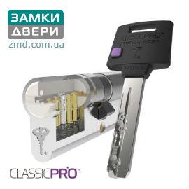 Цилиндр Mul-t-lock Classic PRO135 (55x80), никель, 3 кл.