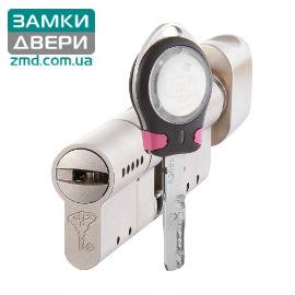 Цилиндр Mul-t-lock Interactive+ CLIQ115 (65x50)T, тумблер, никель,