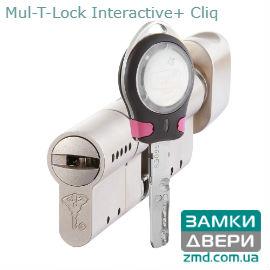 Цилиндр Mul-t-lock Interactive+ CLIQ