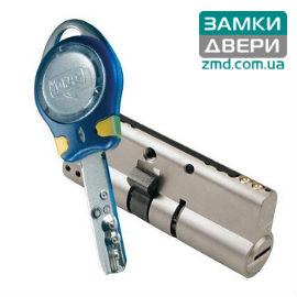 Цилиндр Mul-t-lock Interactive+ CLIQ115 (50x65), никель,
