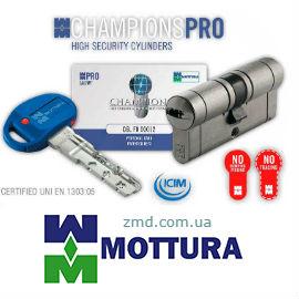 Цилиндры Mottura Champions Pro Италия