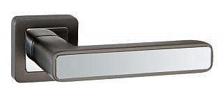 Ручка на розетке MARS QR GR-CP-23 графит-хром