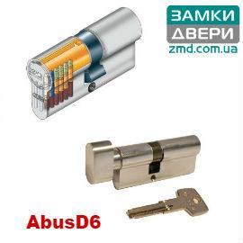 Цилиндры ABUS D6 Германия
