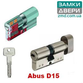 Цилиндры ABUS D15 Германия