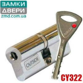 Цилиндры Abloy Protec 2 322N ключ-ключ