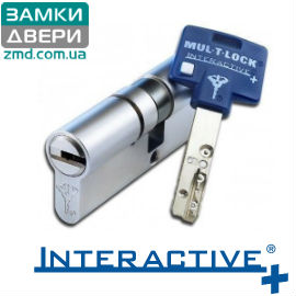 Цилиндры Mul-t-lock Interactive+