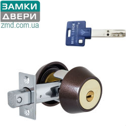 MUL-T-LOCK DEAD_BOLT HERCULAR BROWN_INTERACTIVE+ 3KEY