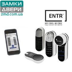 Замки ENTR™- Технология Smart Lock